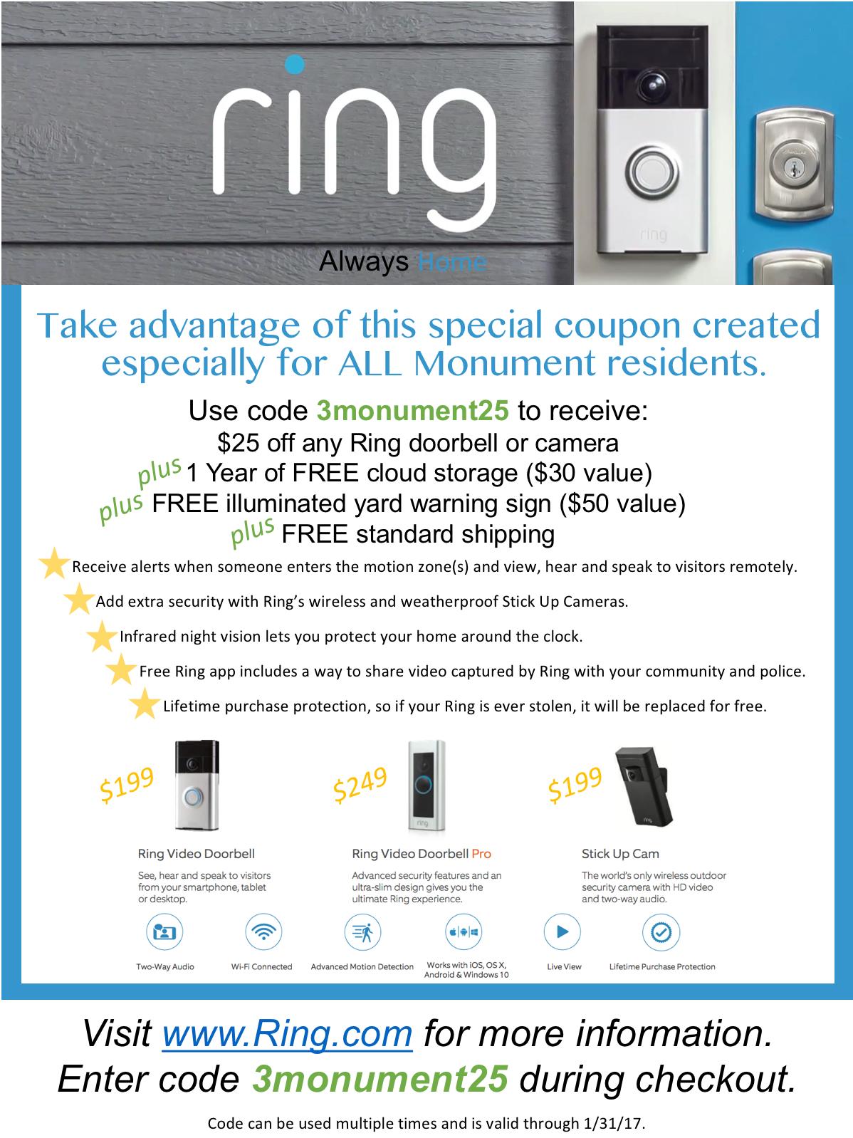 Ring.com Discount